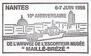 * MAILLÉ-BRÉZÉ (1957/1988) * 98-06_16