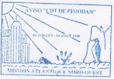 * COMMANDANT DE PIMODAN (1978/2000) * 98-07_10