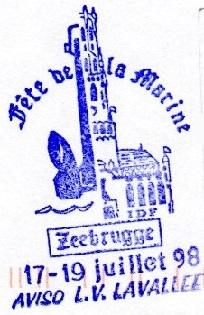 * LIEUTENANT DE VAISSEAU LAVALLÉE  (1980/2018) * 98-07_13