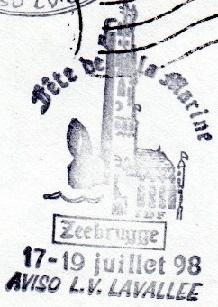 * LIEUTENANT DE VAISSEAU LAVALLÉE  (1980/2018) * 98-07_14