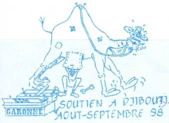 Garonne - * GARONNE (1965/2003) * 98-0811