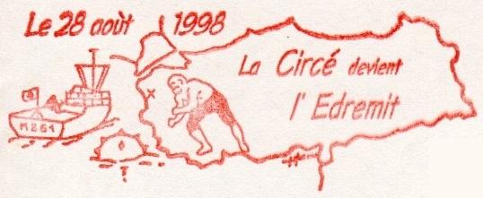 * CIRCÉ (1972/1997) * 98-0813
