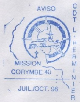 * COMMANDANT L'HERMINIER (1986/2018) * 98-08_10