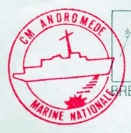 * ANDROMÈDE (1984/....) * 98-0911