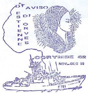 * D'ESTIENNE D'ORVES (1976/1999) * 98-1110