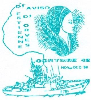 * D'ESTIENNE D'ORVES (1976/1999) * 98-11_10
