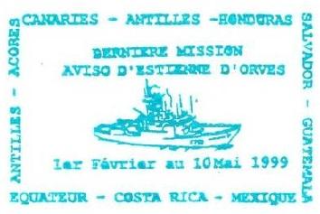 * D'ESTIENNE D'ORVES (1976/1999) * 99-0310