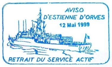 * D'ESTIENNE D'ORVES (1976/1999) * 99-05_10
