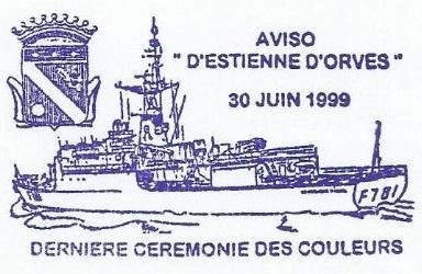 * D'ESTIENNE D'ORVES (1976/1999) * 99-06_10
