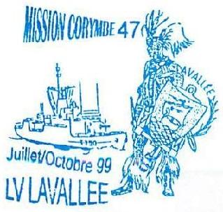 * LIEUTENANT DE VAISSEAU LAVALLÉE  (1980/2018) * 99-0712