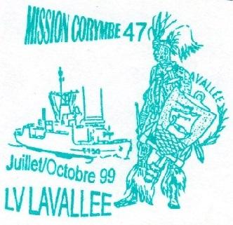* LIEUTENANT DE VAISSEAU LAVALLÉE  (1980/2018) * 99-0810