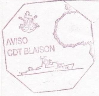 * COMMANDANT BLAISON (1982/....) * 99-0910