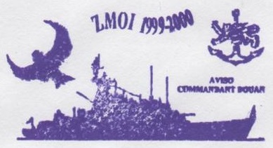 * COMMANDANT BOUAN (1984/....) * 99-0911