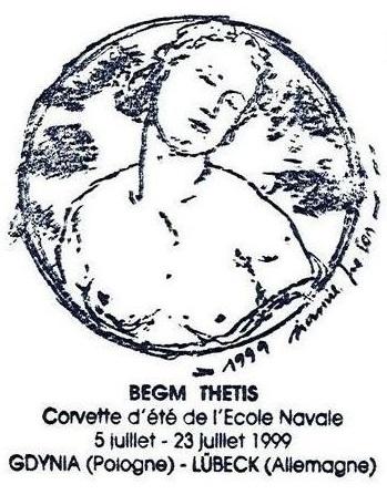 * THÉTIS (1988/....) * 99-0914