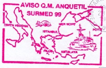 * QUARTIER-MAÎTRE ANQUETIL (1979/2000) * 99-10_10