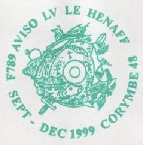 * LIEUTENANT DE VAISSEAU LE HÉNAFF (1980/....) * 99-1212