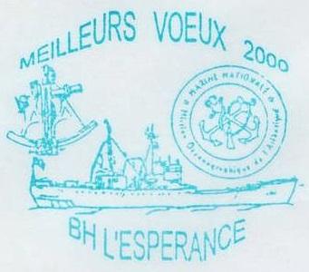 * L'ESPÉRANCE (1968/2000) * 99-1213