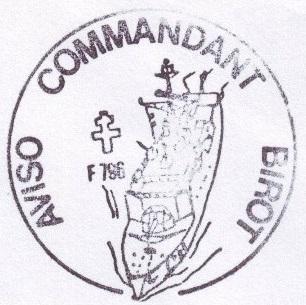 * COMMANDANT BIROT (1984/....) * 99-12_10