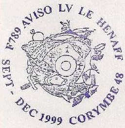 * LIEUTENANT DE VAISSEAU LE HÉNAFF (1980/....) * 99-12_12