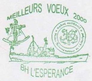 * L'ESPÉRANCE (1968/2000) * 99-12_13