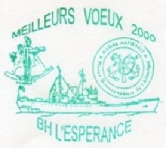 * L'ESPÉRANCE (1968/2000) * 99-12_14