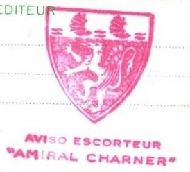 * AMIRAL CHARNER (1962/1990) * A02-8110