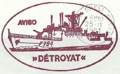 * DETROYAT (1977/1997) * A81-1110