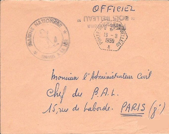 * BOIS BELLEAU (1953/1960) * Bellea10
