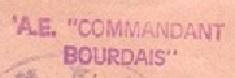* COMMANDANT BOURDAIS (1963/1990) * Bourda13