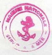 * AMIRAL CHARNER (1962/1990) * C01-7910
