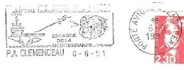 CLEMENCEAU (PORTE-AVIONS) Clemen11