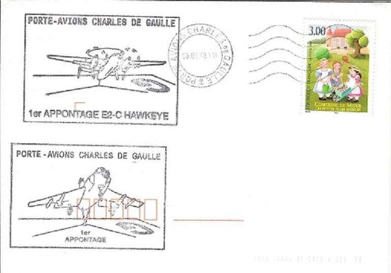 * CHARLES DE GAULLE (2001/....) * De_gau13