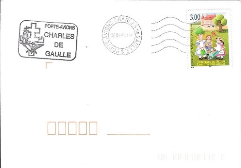 * CHARLES DE GAULLE (2001/....) * De_gau17