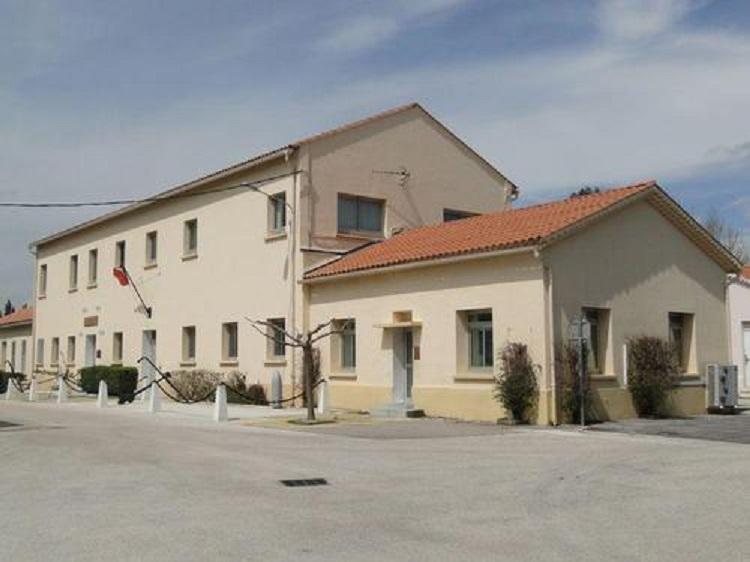 * HYERES-LE-PALYVESTRE,  Ecole du Personnel de Pont d'Envol  * Eppe_110