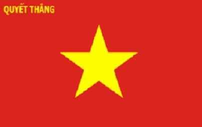 + MARINE DU VIETNAM + Flag_o14