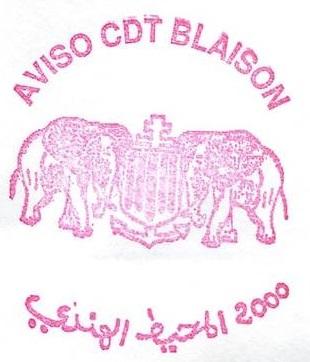 * COMMANDANT BLAISON (1982/....) * Gap_2010
