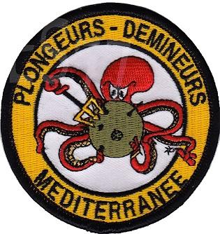 + 3ème GROUPE PLONGEURS-DEMINEURS + Gpd10