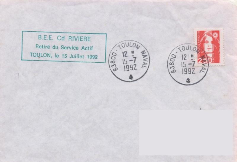 * COMMANDANT RIVIÈRE (1962/1992) * Img00210