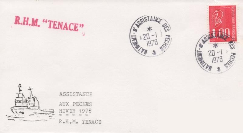 * TENACE (1973/....) * Img19110