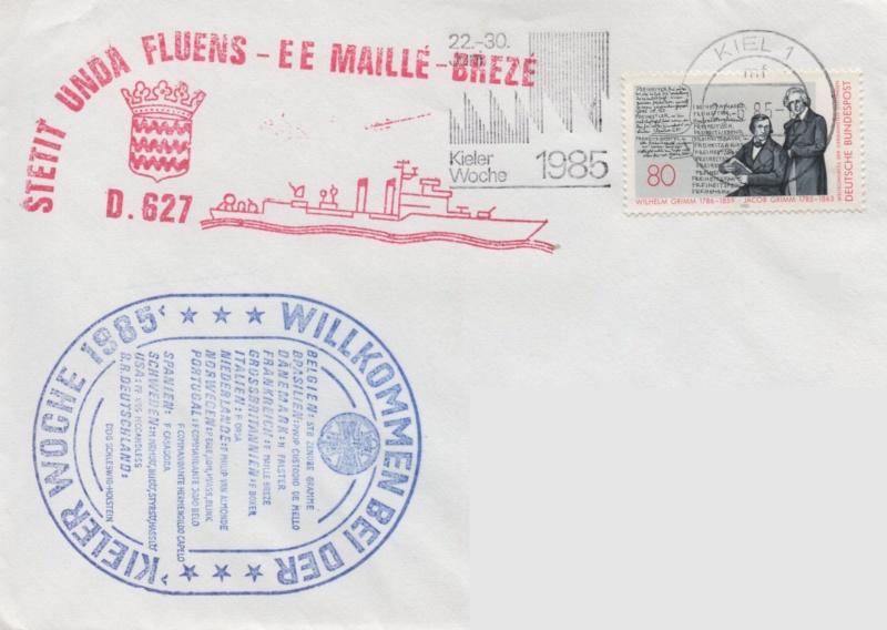 * MAILLÉ-BRÉZÉ (1957/1988) * Img22410
