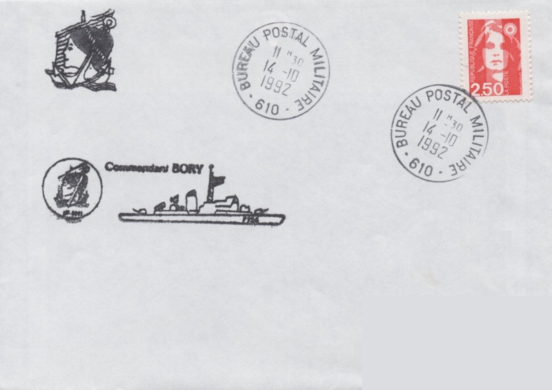 * COMMANDANT BORY (1964/1996) * Img31110