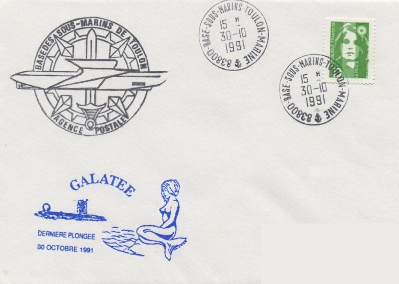 * GALATEE (1964/1991) * Img37210