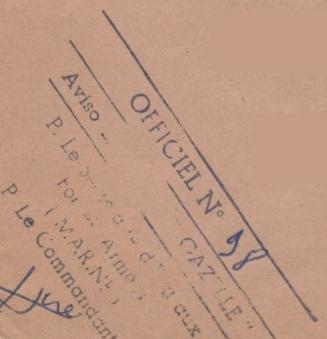 * GAZELLE (1939/1961) * Img96510