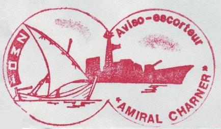 * AMIRAL CHARNER (1962/1990) * J12-8611