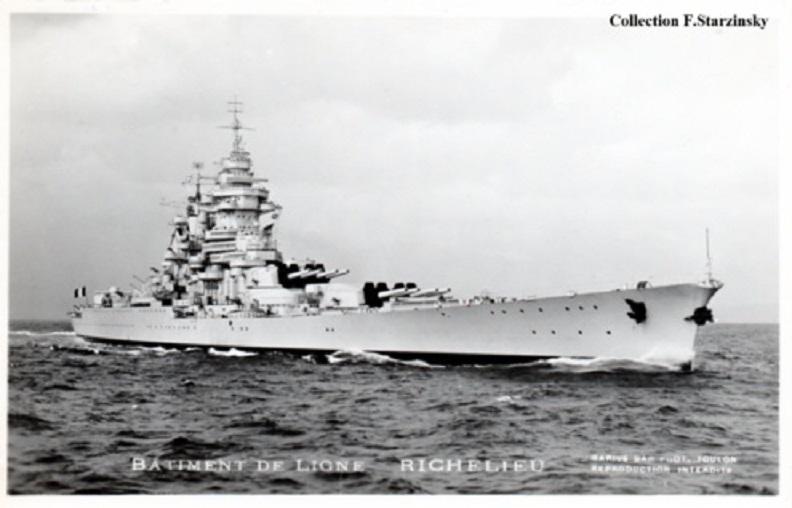 * RICHELIEU (1940/1968) * Kav4iy10