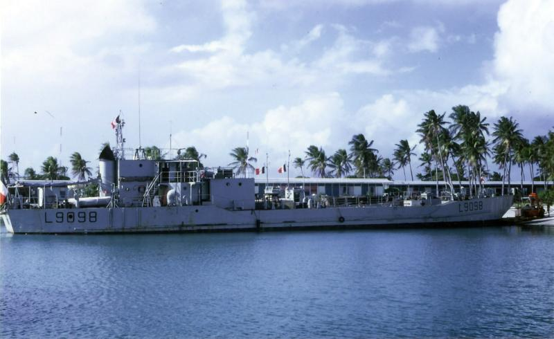 * LCT 9098 (1963/1969) * Lct_9010