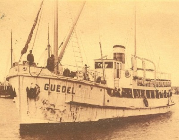 * GUEDEL (1939/1945) * Le20gu10