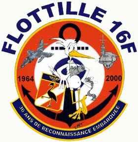 * FLOTTILLE 16 F * Logo-e10