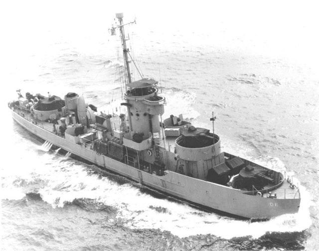 * FRAMÉE (1954/1956) * Lssl-210
