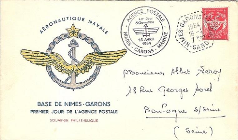 NIMES - GARONS - MARINE Nimes_10